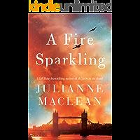 A Fire Sparkling