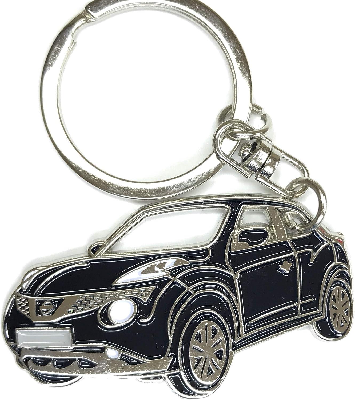 PSL Porte-cl/és de Voiture en m/étal Compatible avec Nissan