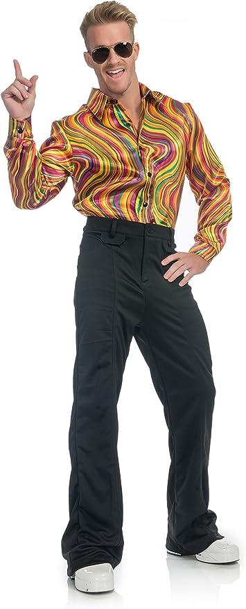 Amazon.com: Charades de los hombres arco iris luces disco ...