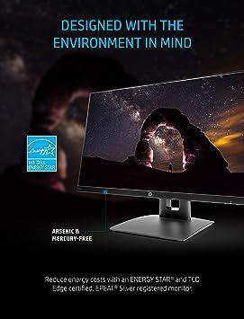 Hp Monitor Monitor Schwarz 23 8 Inch Computer Zubehör