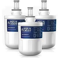 AQUACREST DA29-00003G NSF 53&42 Certifié Filtre à Eau pour Réfrigérateur, Compatible avec Samsung Aqua Pure PLUS DA29-00003G,DA29-00003F,DA29-00003B,DA29-00003A,HAFIN2/EXP,DA97-06317A, WF289, WSS-1(3)