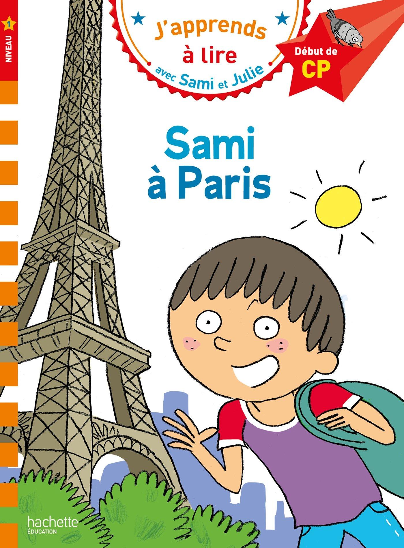 CP Niveau 1 Sami A Paris