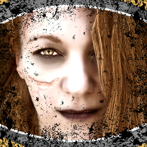[Scary Photo Collage Editor] (Halloween Backgrounds Free)