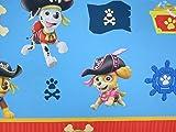 Paw Patrol Ahoy Me Pups 100% Polyester