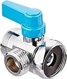 SANEI 【自在水栓用切替コック】本体とパイプ間に取り付けるタイプ PU6-63F-13