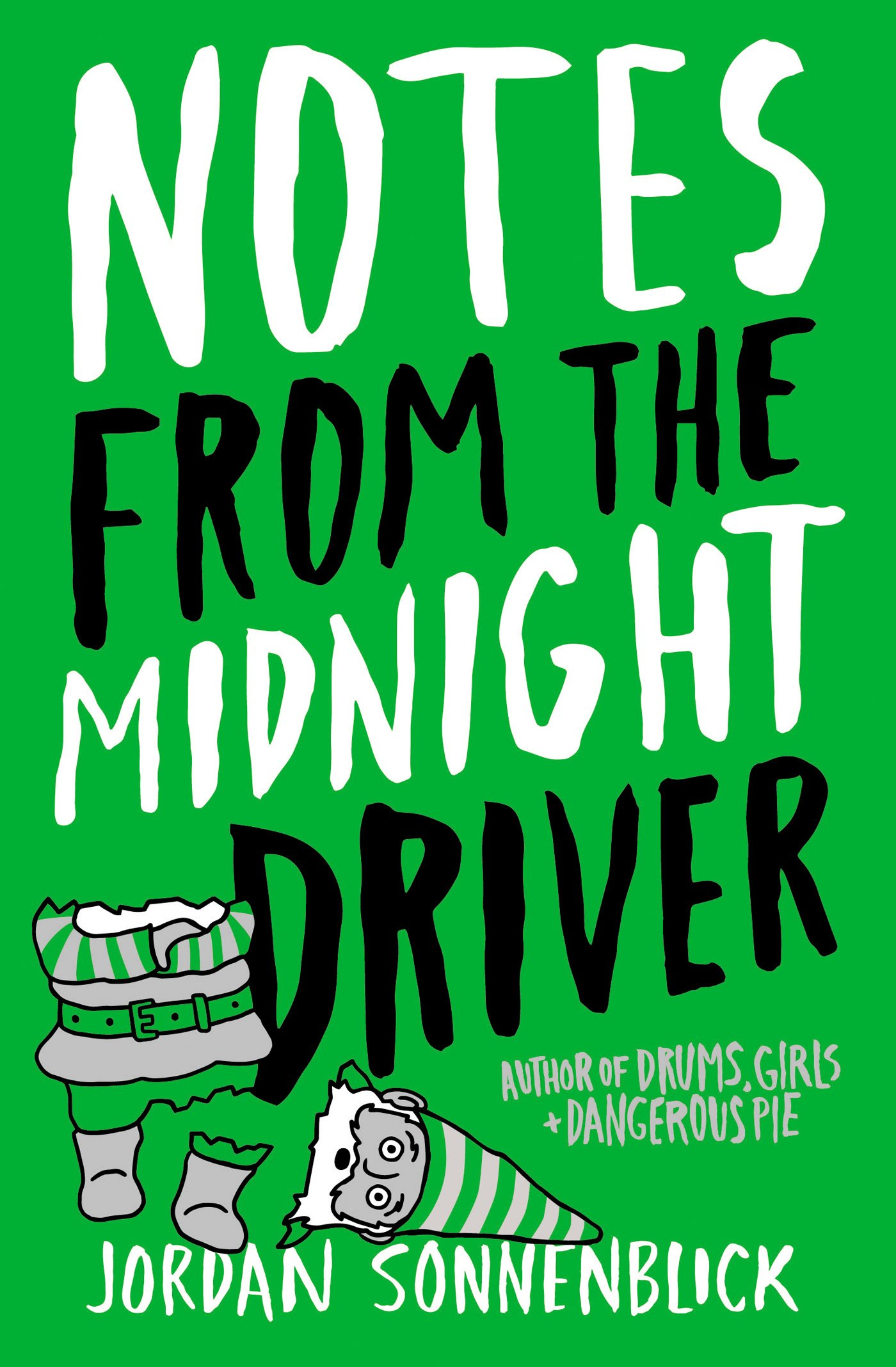 Amazon.com: Notes From The Midnight Driver (9780439757812): Jordan ...