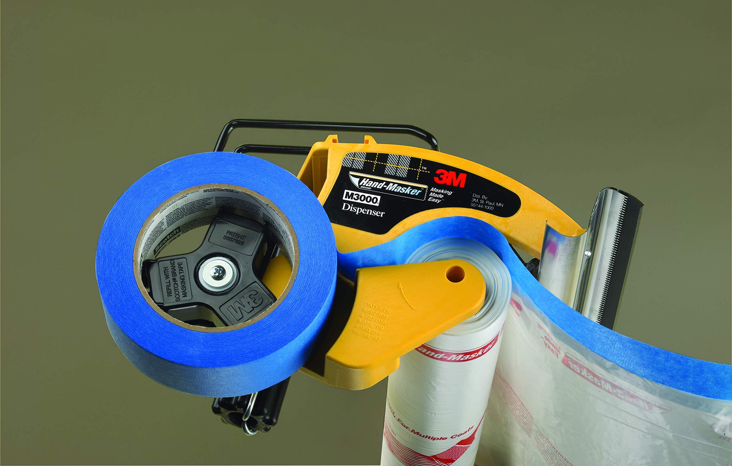 3M Pre-Assembled Masking Film & Tape Kit 1Ea (M3000-PAK-SC) by 3M (Image #4)