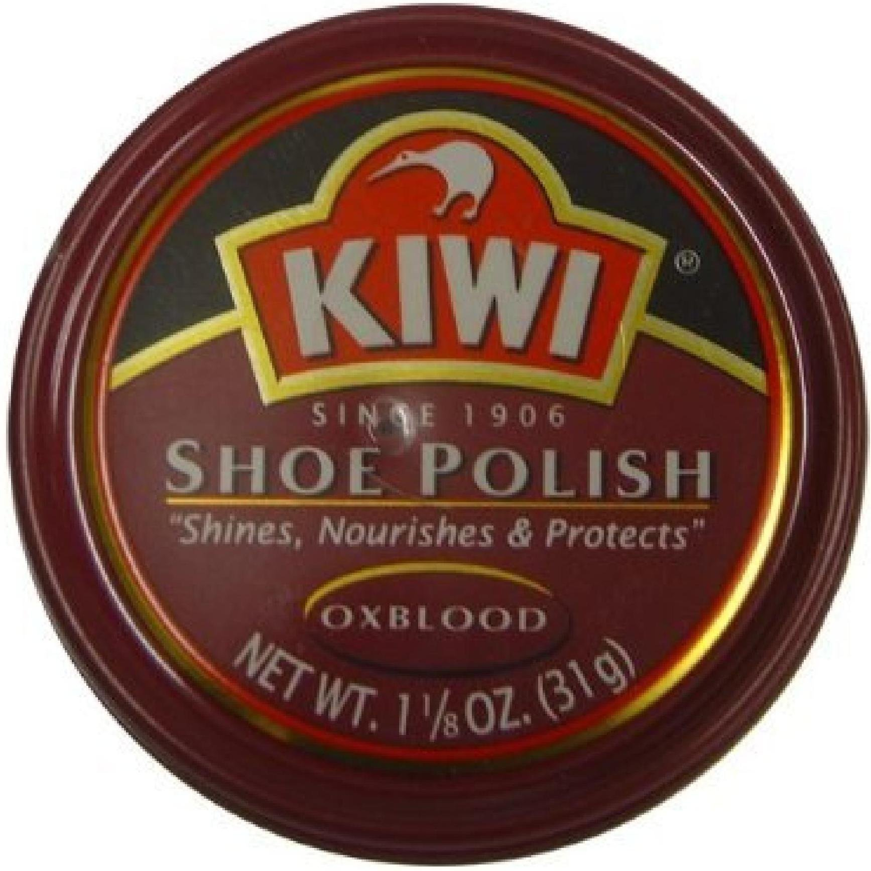 Pasta para pulir zapatos Kiwi