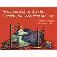 Alexander and the Terrible, Horrible, No Good, Very Bad Day (Classic Board Books)