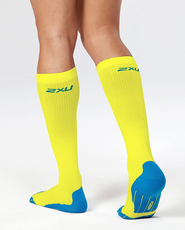 2/x U Uomo Compression Performance Run Sock