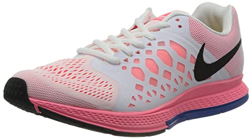 buy popular 9414e c3894 Nike - Air Zoom Pegasus 31, Sneakers da Uomo, Bianco (White Blck