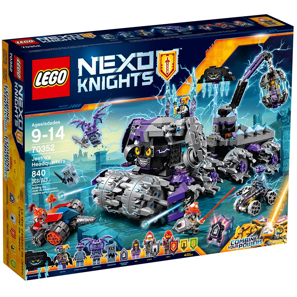 Top 9 Best LEGO Nexo Knights Set Reviews in 2021 15