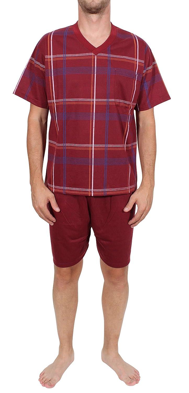 Hombre Short Pijama Corto Camisón Ropa DE Dormir Vestido Dormir Algodón Talla M L XL XXL XXXL: Amazon.es: Ropa y accesorios
