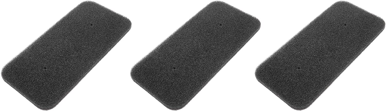 vhbw Set de filtros (3x filtro de esponja) compatible con Fagor SFE-82AEA 31100740 secadoras de ropa