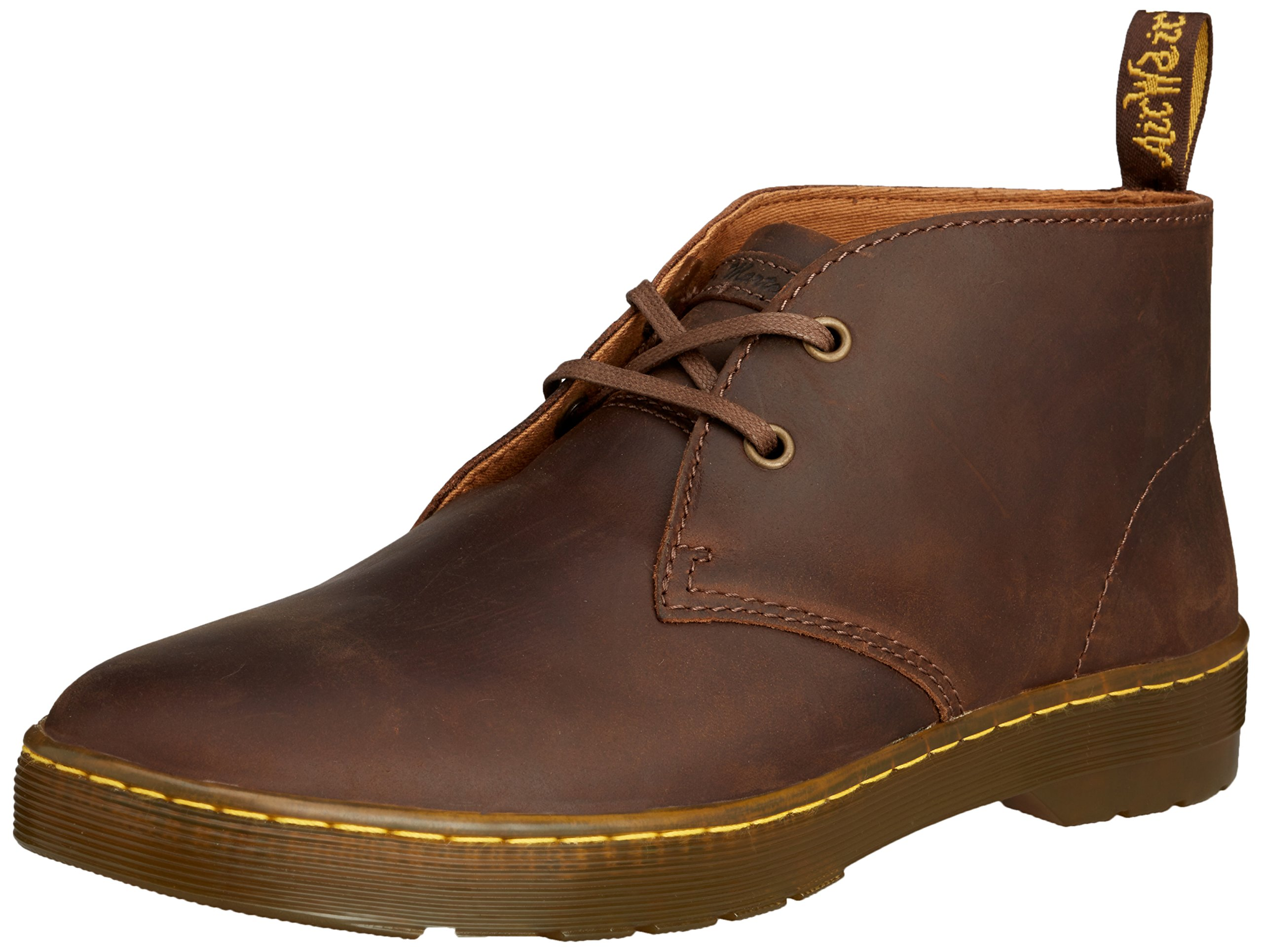 Dr. Martens Men's Cabrillo Chukka Boot, Gaucho, 10 UK/11 M US