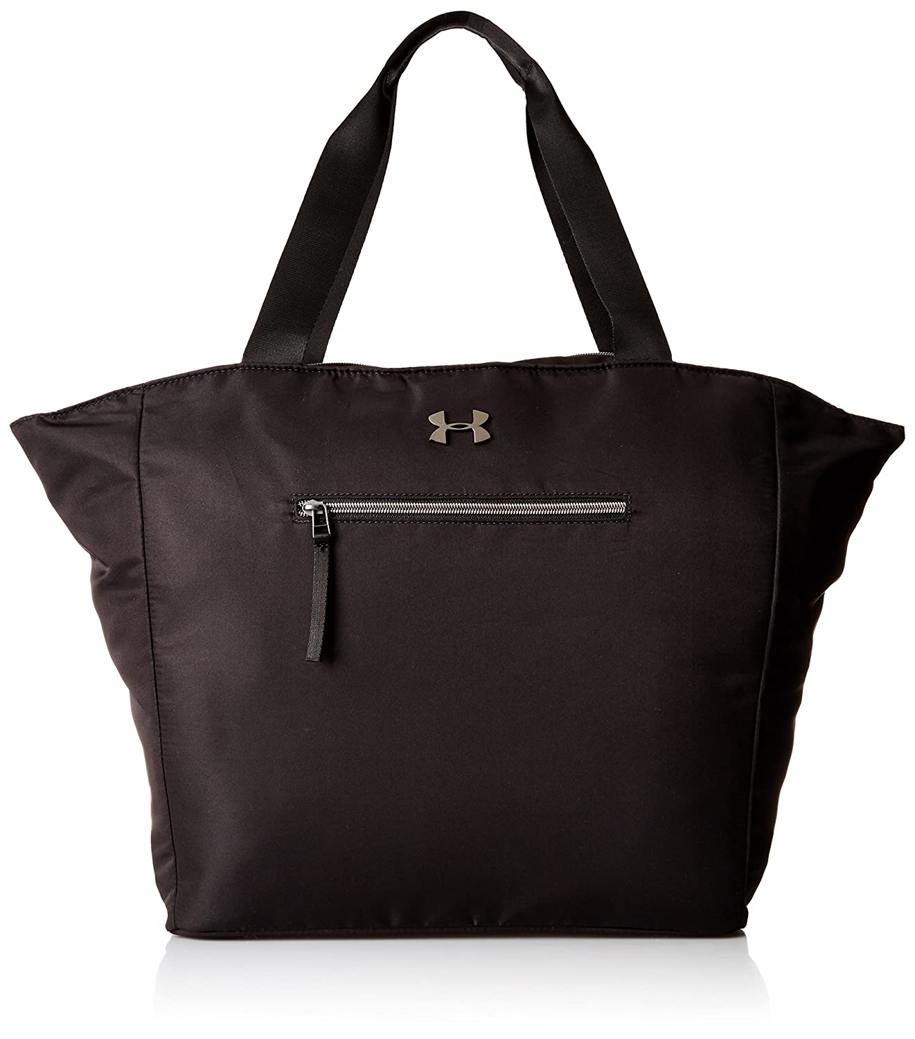 13ad68e0bb6 Under Armour Women s To and From Tote Bag, Black, One Size  Amazon.in   Shoes   Handbags