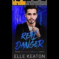 Real Danger: M/M Romantic Suspense (West Coast Forensics Book 2)