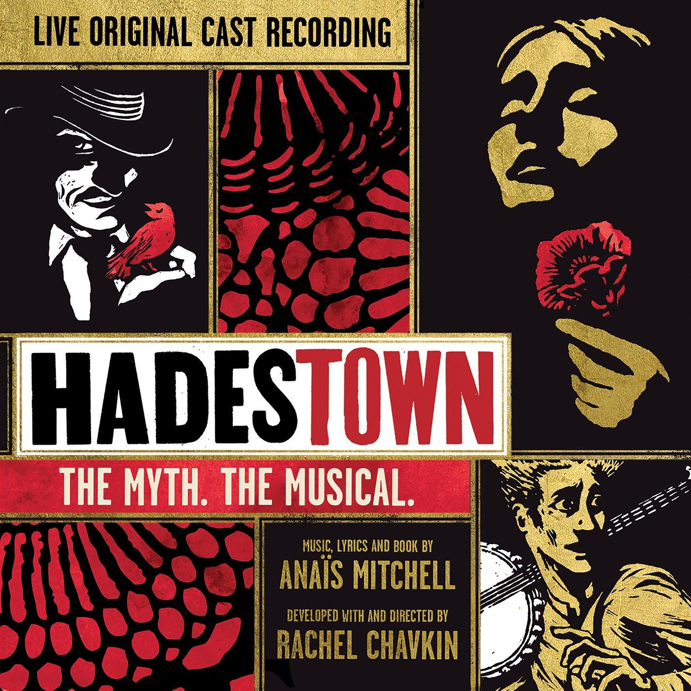 Hadestown The Myth The Musical