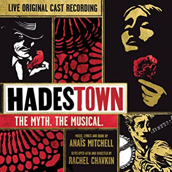 Image result for hadestown musical logo