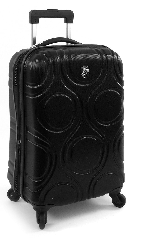 STARK REDUZIERT - 50% SALE - PREMIUM DESIGNER Hartschalen Koffer - Heys Core Eco Orbis Schwarz Handgepäck
