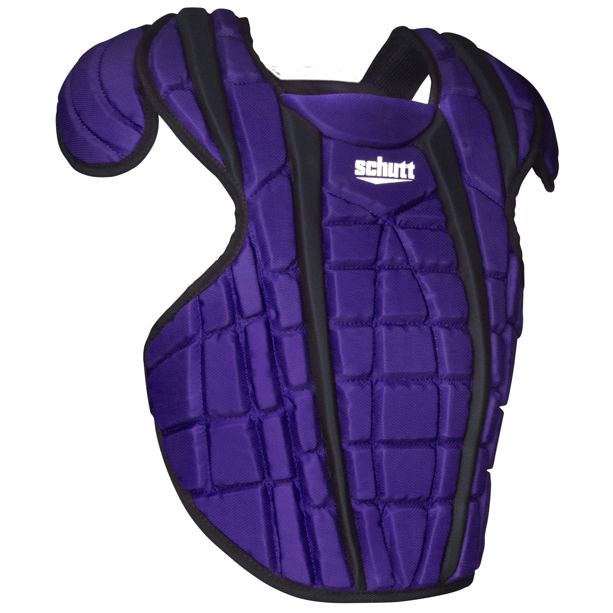 Schutt Sports Scorpion 2.0 Catcher's Chest Protector, Purple, 12'' by Schutt