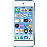 Apple - iPod touch 128GB MP3 Player (7th Generation) - Blue-MVJ32LL/A