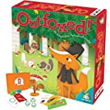 Gamewright Multicolour Outfoxed Board Game