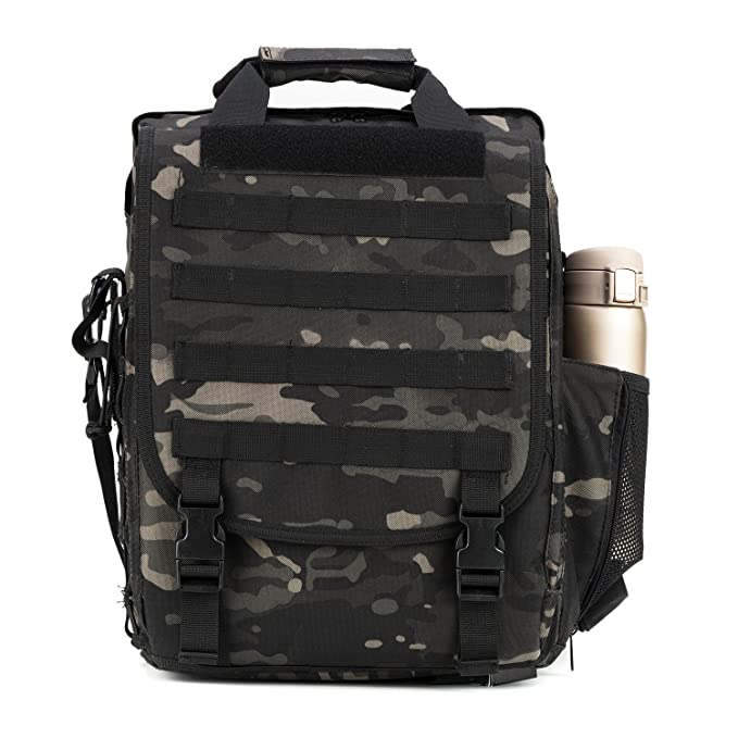 Amazon.com: Sartenes Militar portátil, táctico mochila ...
