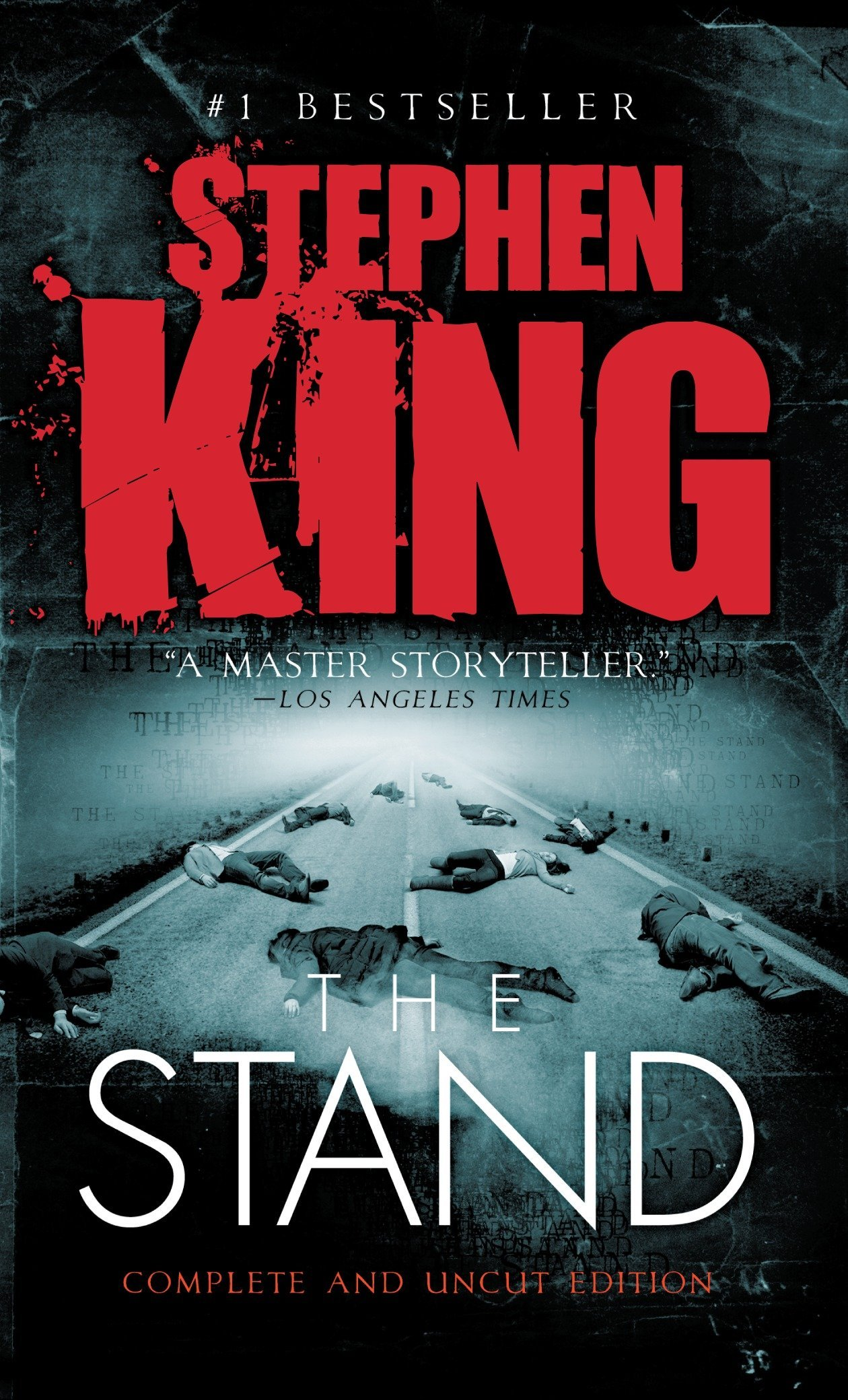 Cover of 'The Stand'