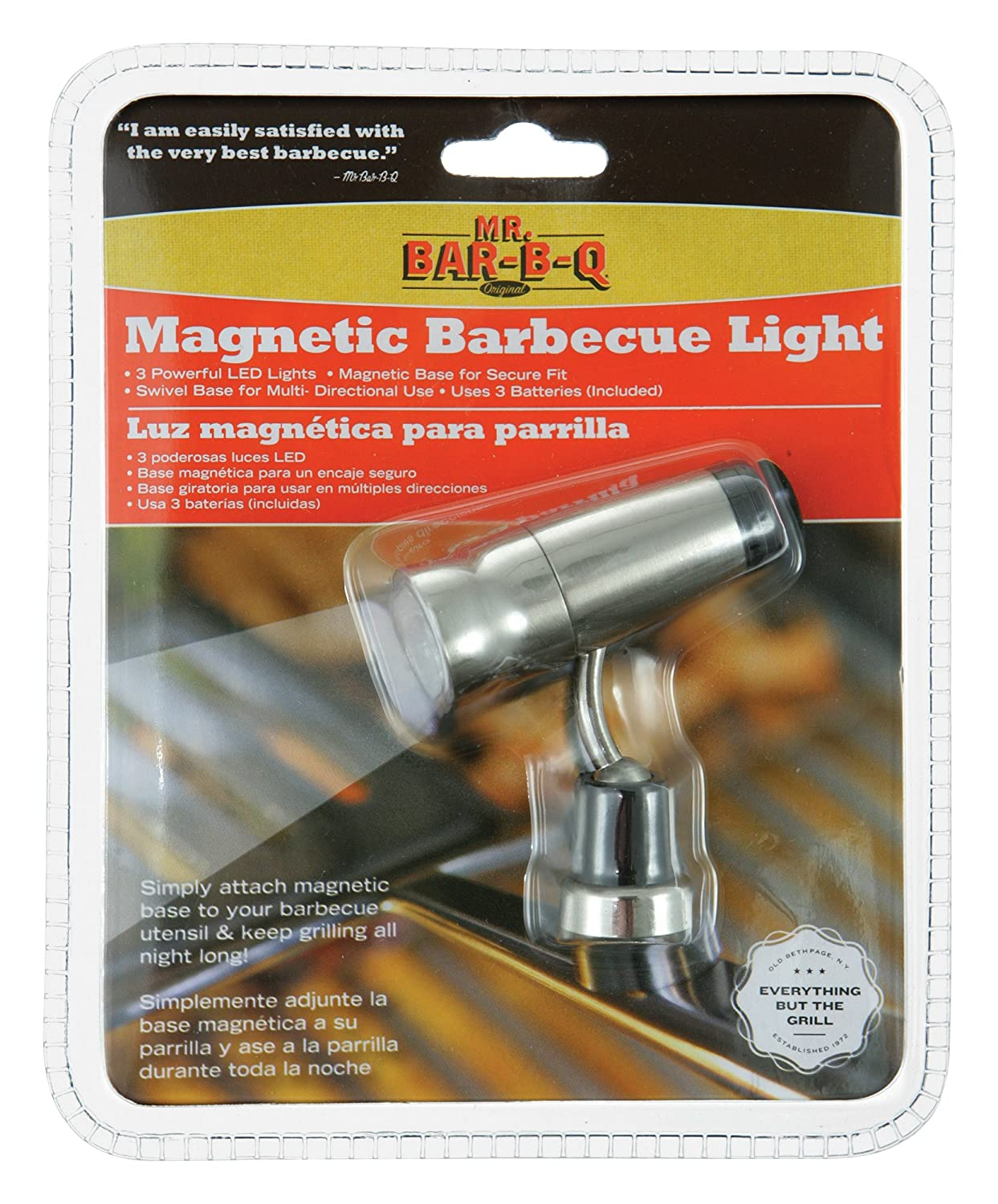 Mr. Bar-BQ Magnetic Grilling Light