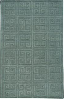 product image for Capel Rugs Arcade-Stamp Rectangle Hand Loomed Area Rug, 10' x 8', 0
