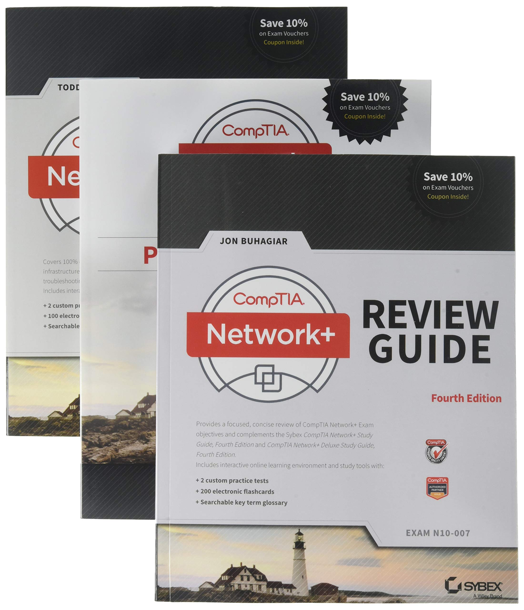 CompTIA Network+ Certification Kit: Exam N10-007 by Sybex