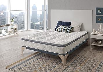 Living Sofa COLCHÓN COLCHONES VISCOELASTICO VISCOELASTICA VISCO Luxury Premium: Amazon.es: Hogar