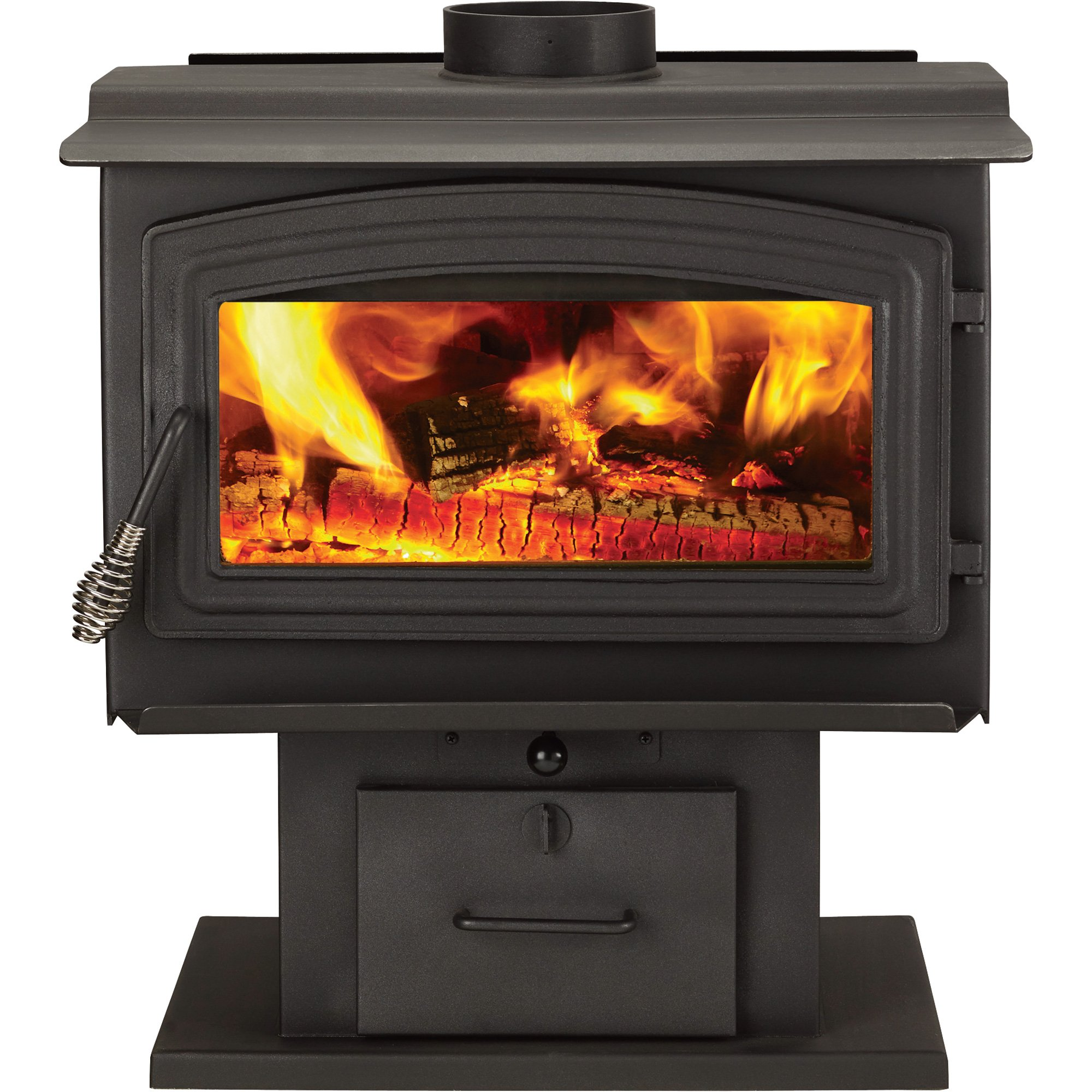 WoodPro Wood Stove - 90,000 BTU, EPA-Certified, Model# WS-TS-2000 by Woodpro
