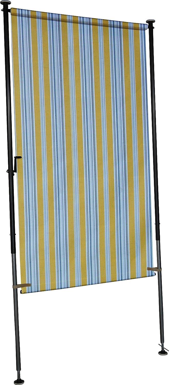 Angerer Balkon Sichtschutz Nr. 900 gelb, 120 cm breit, 2316 900