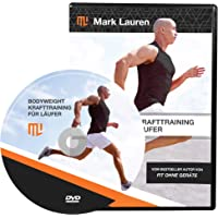 MARK LAUREN Sie sind Ihr eigenes Fitnessstudio | Körpergewicht Calisthenics Workout DVDs (Körpergewichtstraining für Läufer)