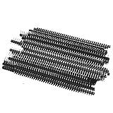 120pcs Male Header Pins, Doubletwo PCB Pin