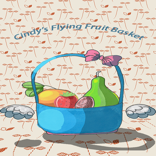 Cindys Flying Fruit Basket