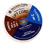 Mandala Crafts Blinds String, Lift Cord Replacement