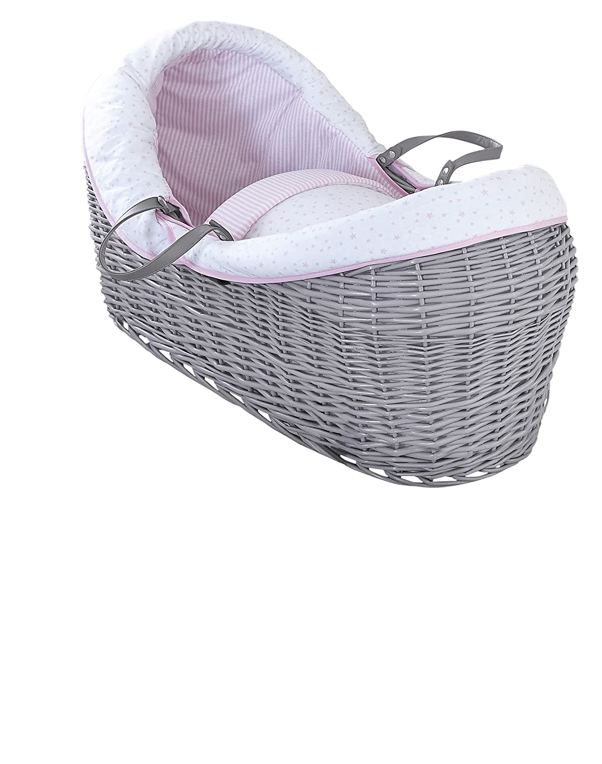 Clair de Lune Grey Crossover Noah Pod (Pink, Stars and Stripes) CL5813GPK