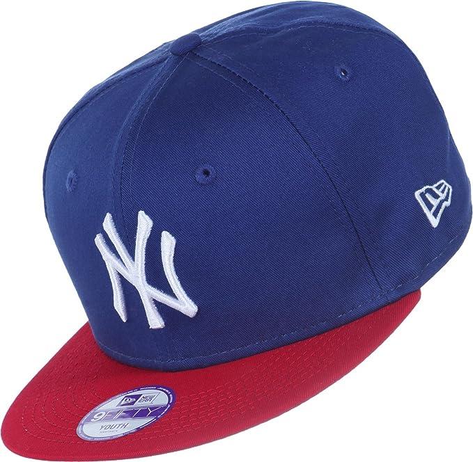 New Era Kids MLB Cotton Block NY Yankees 9Fifty 6de77ee7b230