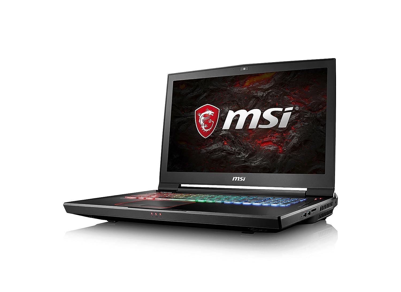 MSI Titan 4K GT73VR 7RE-808ES -Ordenador portátil de 17.3