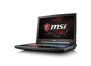 "MSI Titan 4K GT73VR 7RE-808ES -Ordenador portátil de 17.3"" UHD (Kabylake"