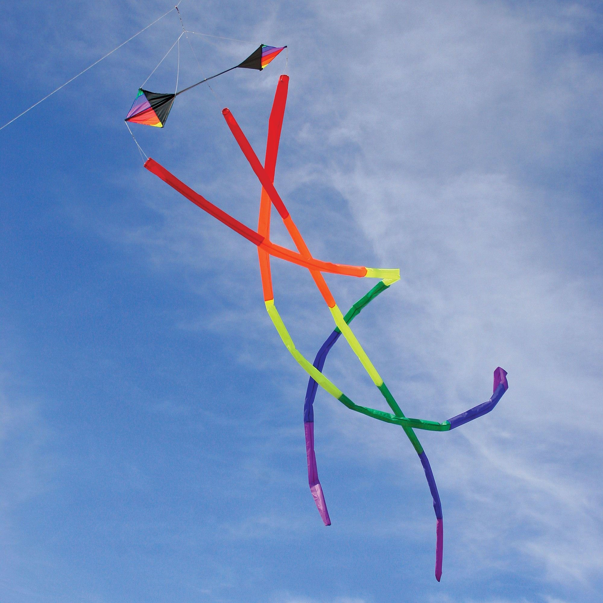 Helix Kite Tail by Gomberg Kite Productions