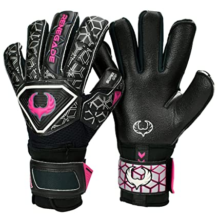 Renegade GK Triton Frenzy Hybrid Cut Level 2 Adult   Kids Goalkeeper Gloves  with Fingersaves - 0be2b7615a09