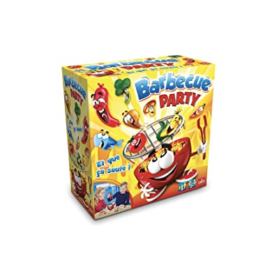 Goliath 30630.006 Barbecue Party - Juego de Mesa (en francés), diseño de Barbacoa: Juguetes y juegos