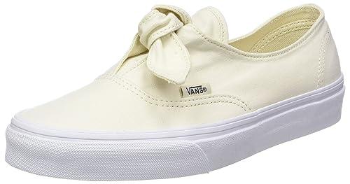 Vans Authentic Knotted, Zapatillas para Mujer: Amazon.es: Zapatos y complementos