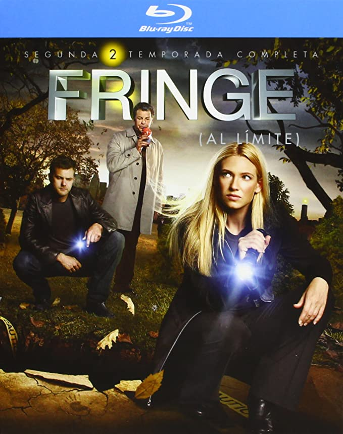TV- FRINGE S2  - BD [Blu-ray]