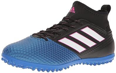 adidas Originals Men's Ace 17.3 Primemesh Tf Soccer Shoe, Black /White/Satellite,