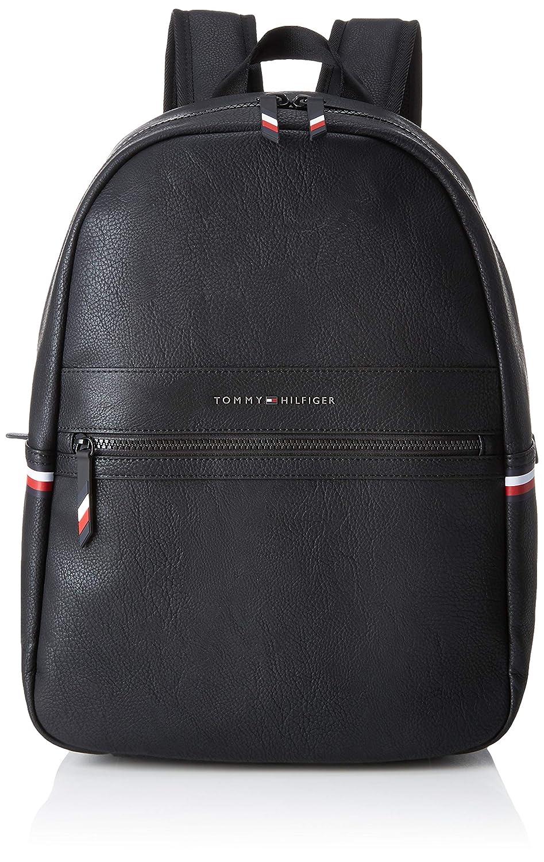Tommy Hilfiger Essential Backpack, Sacs à dos homme, Noir